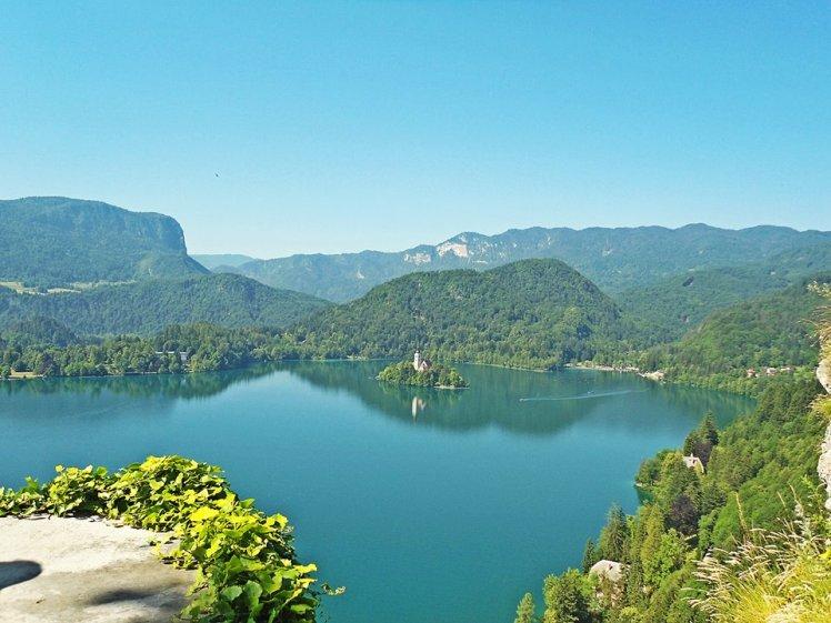 Lake Bled :)
