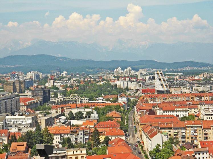 Best view of Ljubljana :)