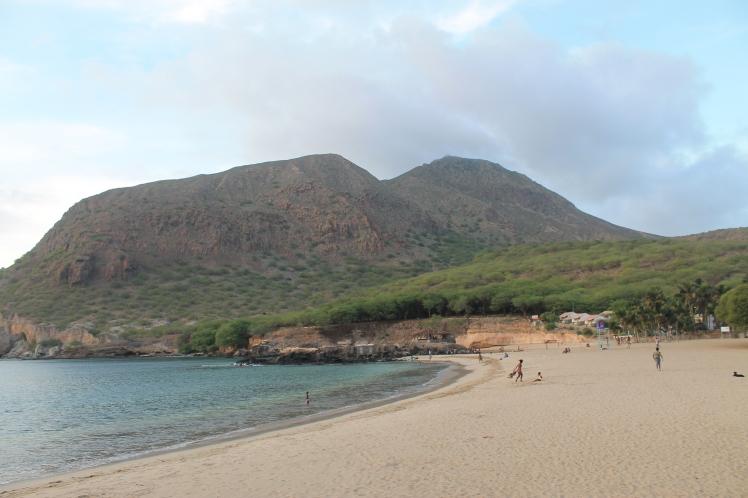 Tarrafal Bay